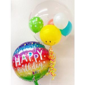 ヘリウムバルーン 誕生日|sweetflower