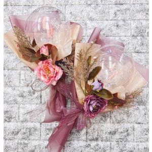 バルーンフラワー 記念日 誕生日 お祝い バルーンギフト sweetflower