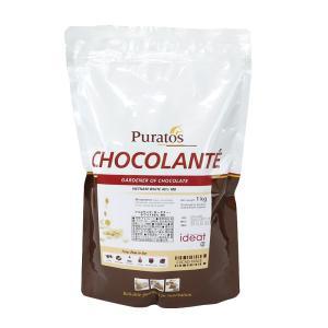 (PB)丸菱 製菓用チョコレート ショコランテガーデナー ホワイトチョコレート40% 1kg チャック付袋 (夏季冷蔵)|sweetkitchen