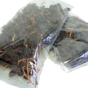 枝付き干しぶどう プレミアムレーズン 500g(常温)
