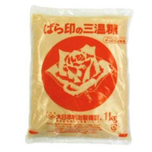 ばら印 三温糖 1kg(常温)