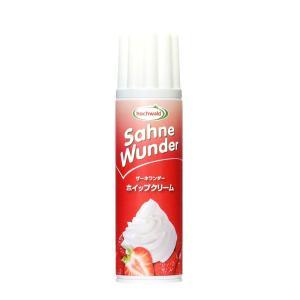 SKW ザーネワンダーホイップクリーム 250ml