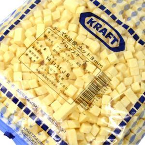 KRAFT クラフト チーズが主役 カット 8mm 1kg(冷蔵)