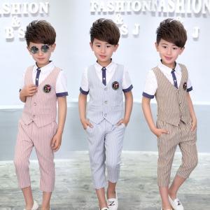 商品コード:fl21703-suit65 カラー:ピンク、ブルー、カーキ 素材:綿  セット内容: ...