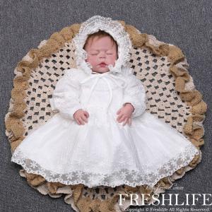 2点セット ベビードレス 結婚式 出産祝い フォーマルドレス お宮参り 赤ちゃん ドレス 結婚式 セ...