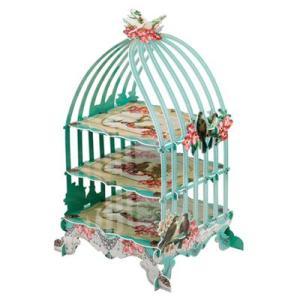 ケーキスタンド/鳥カゴTalking Tables(トーキングテーブル)[110-01-004 ]|sweets-chuchu