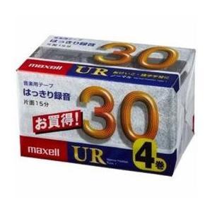 maxell UR-30M-4P カセットテー...の関連商品1