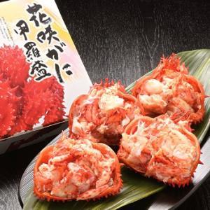 2018 北海道 海産物ギフト 贈り物 花咲がに甲羅盛りセット「K-13」北海道産 貴重 花咲蟹むき身4個入 北海道かにお土産|sweetsno-mori|02