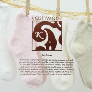 kashwere カシウエア  ルームソックス 無地 人気商品 23-25CM  ギフト プレゼント|sweetstyle
