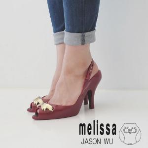 Melissa Jason Wu メリッサ ジェイソンウーコラボ  レディードラゴン ラバーシューズ Lady Dragon パンプス sweetstyle