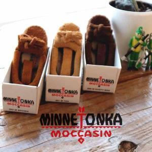 MINNETONKA/ミネトンカ スエード モカシン キーリング キーホルダー・991M/998M/992M|sweetstyle