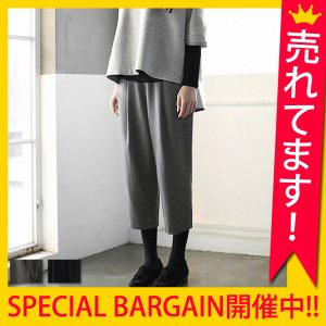 (ガウチョ ワイドパンツ) ガウチョパンツ ワイドパンツ パンツ レディース 体型カバー レディースファッション 大きいサイズ(送料無料)(b072)|swift