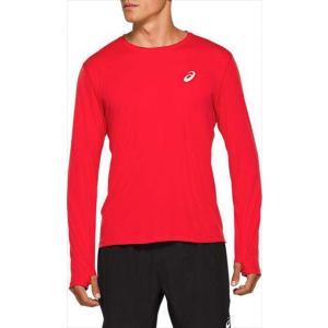 長袖Tシャツ asics(アシックス) メンズ 2011A084 ランニングロングスリーブトップ 2001 メンズ|swimclub-grasshopper