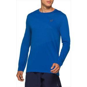 長袖Tシャツ asics(アシックス) メンズ 2011A788 ランニングTKシームレスロングスリーブトップ 2001 メンズ|swimclub-grasshopper