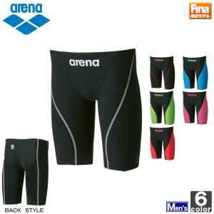 アリーナ/arena  メンズ ハーフスパッツ ARN-7011M 1701 紳士 男性 FINA承認モデル|swimclub-grasshopper