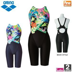 アリーナ/arena レディース セイフリーバック スパッツ ARN-7070W 1709 ウィメンズ 婦人 FINA承認モデル|swimclub-grasshopper