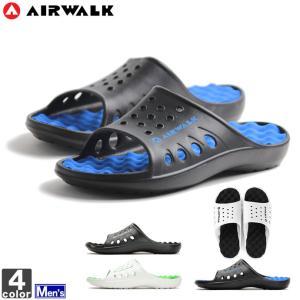 エアウォーク/AIRWALK メンズ シャワーサンダル AW5001 1805 サンダル スリッパ|swimclub-grasshopper