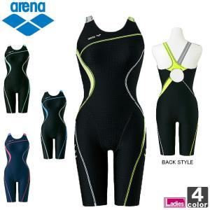アリーナ/arena レディース サークル バック スパッツ LAR-8202W 1808 水泳 水着|swimclub-grasshopper