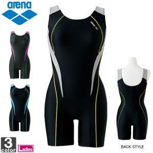 アリーナ/arena レディース オールインワン LAR-8231W 1808 水着 スイミング|swimclub-grasshopper