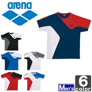 アリーナ/arena 半袖 Tシャツ ARN-2305 メンズ swimclub-grasshopper