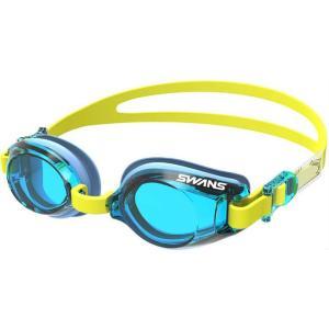 SWANS (スワンズ) スイミングゴーグル SJ9 1607 キッズ ジュニア 子供 子どもポイント消化 swimclub-grasshopper