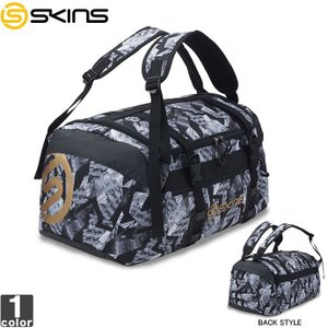 ダッフルバッグ スキンズ SKINS 2WAY ボストンバッグ M SRY7702A 1905 スポーツバッグ バックパック|swimclub-grasshopper