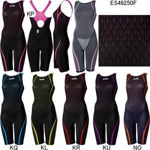 (ネコポス可)エレッセ(ellesse)女性用 レーシング水着 ウイメンズプリントFオールインワン ES49250F|swimshop-jone