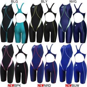 (ネコポス可)コーズ(KOZ)女性用 競泳水着 ウイメンズハーフスパッツ KOZ-1656W|swimshop-jone