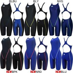 (ネコポス可)コーズ(KOZ)女性用 競泳水着 ウイメンズハーフスパッツ KOZ-1666W|swimshop-jone