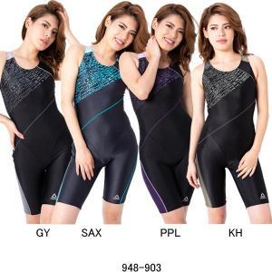 リーボック(Reebok)女性用フィットネス水着 ウイメンズオールインワン 348-903 swimshop-jone