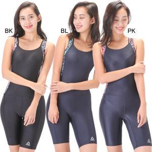 リーボック(Reebok)女性用フィットネス水着 ウイメンズオールインワン 348-904 swimshop-jone
