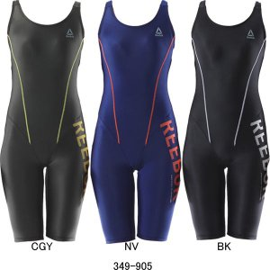 リーボック(Reebok)女性用フィットネス水着 ウイメンズオールインワン 349-905 swimshop-jone