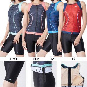 フィラ(FILA)女性用フィットネス水着 ウイメンズタンキニセパレーツクイーンサイズ 340-205-0 swimshop-jone