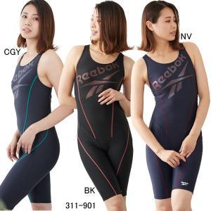 リーボック(Reebok)女性用フィットネス水着 ウイメンズオールインワン 311-901 swimshop-jone