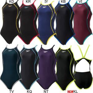 (ネコポス可)スピード(SPEEDO)女性用 トレーニング水着ウイメンズターンズスーツ STW01901|swimshop-jone