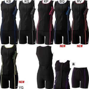 スピード(SPEEDO)女性用 フィットネス水着 ウイメンズセパレーツ SFW22015V|swimshop-jone