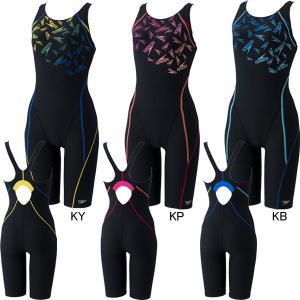 スピード(SPEEDO)女性用 フィットネス水着 ウイメンズニースキン SFW12108|swimshop-jone