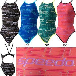 (ネコポス可)スピード(SPEEDO)女性用 トレーニング水着 ウイメンズターンズスーツ STW02101|swimshop-jone