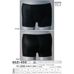ミズノ(MIZUNO) メンズスイムサポーター(アンダー・インナー) トランクスタイプ 85ZI-950|swimshop-jone