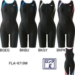 アリーナ(ARENA)女性用 フィットネス水着 ウイメンズオールインワン FLA-6719W|swimshop-jone
