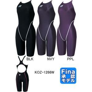 コーズ(KOZ) レディースハーフスーツ KOZ-1266W|swimshop-jone