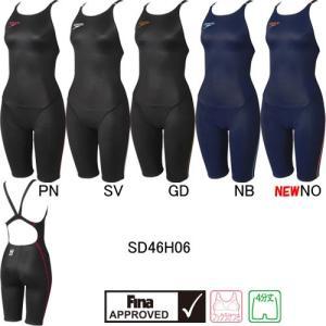 スピード(SPEEDO) 女性用 競泳水着 Fastskin XT-W ウイメンズニースキン SD46H06|swimshop-jone