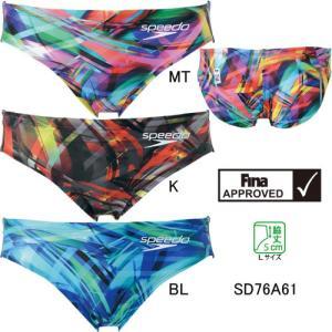スピード(SPEEDO)男性用 競泳水着 メンズショートブーン SD76A61|swimshop-jone