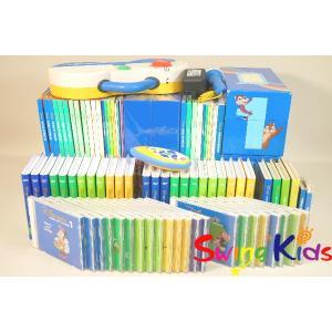DWE ディズニー英語システム ミッキーパッケージ(S有・PA無)フルセット クリーニンク゛済 2007年購入 ワールドファミリー 20180900701 中古 swing-kids