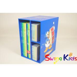 DWE ディズニー英語システム シングアロング絵本とCD クリーニング済 2015年購入 CD未開封多数 ワールドファミリー 20190400402 中古|swing-kids