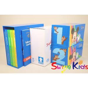 DWE ディズニー英語システム トークアロング+Q&Aカードセット クリーニング済 2019年3月購入 動作良好 ワールドファミリー 20190408204 中古|swing-kids