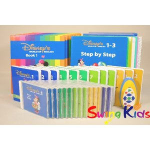 DWE ディズニー英語システム メインプログラム クリーニング済 2007年購入 未開封・新品同様多数 ワールドファミリー 20190502201 中古 swing-kids