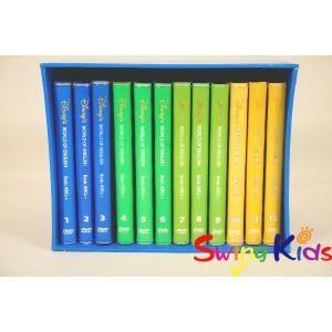 DWE ディズニー英語システム ストレートプレイDVD クリーニンク゛済 2003年購入 新品同様大多数 ワールドファミリー 20190503405 中古|swing-kids