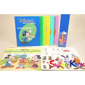 DWE ディズニー英語システム メインプログラム クリーニング済 2016年購入 未開封・新品同様多 ワールドファミリー 20190506201 中古|swing-kids|03
