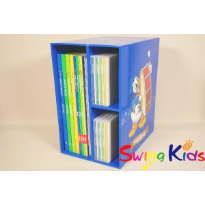 DWE ディズニー英語システム シングアロング絵本とCD クリーニング済 2017年購入 CD全新品同様 ワールドファミリー 20190602202 中古|swing-kids
